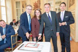 Vienna Stock Exchange's 250th Anniversary